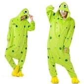 Pyjama Adulte Animaux Grenouill�res Kigurumi Pikachu Stiche Crocodile Panda Licorne Bonne Qualit� Confortable Agr�able S � Xl Envoie Paris Boutique Kigurumi Black Sugar