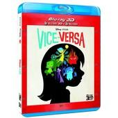 Vice-Versa - Combo Blu-Ray3d + Blu-Ray2d de Pete Docter