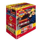 Sam Le Pompier, Mon Coffret 4 Dvd - �dition Limit�e - Dvd + Jouet