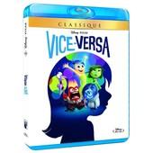 Vice-Versa - Blu-Ray de Pete Docter