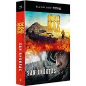 San Andreas + Mad Max : Fury Road - Blu-Ray+ Copie Digitale de Brad Peyton