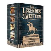 Les L�gendes Du Western : L'homme Des Hautes Plaines + Winchester 73 + Les Affameurs + La Caravane De Feu - Pack de Clint Eastwood