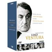 Collection Lino Ventura : Espion, L�ve-Toi + L'arm�e Des Ombres + La Cage + Touchez Pas Au Grisbi + Le Fauve Est L�ch� - Pack de Yves Boisset