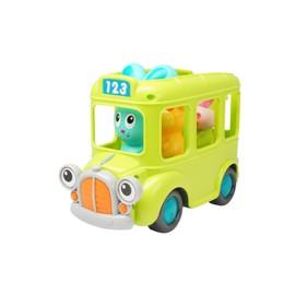 Ouaps Jojo Et Ses Amis Prennent Le Bus