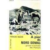 A Pied Au Nord Somali Grenier D'aromates Des Pharaons. de fran�ois balsan