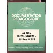 Les Iles Britanniques : Les Paysages / 6e Ann�e - N�59 - Janvier 1956. de COLLECTIF