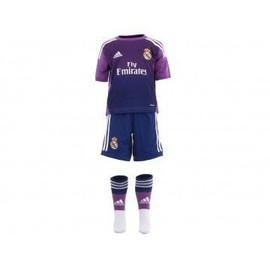 Real H Gk Mini - Minikit Real Madrid Football Gar�on Adidas