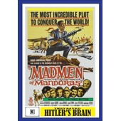 Madmen Of Mandoras (They Saved Hitler's Brain) de David Bradley