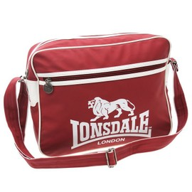 Sac Flight Bag Lonsdale Lion 2015 Rouge