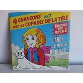 Cady-Clementine-Bibifoc-Felix Le Chat - 4 Chansons Avec Tes Copains De La T�l� Vol 2