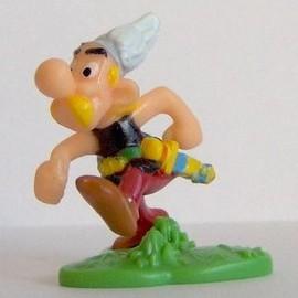 Figurine Ast�rix - S�rie Ast�rix Et Ob�lix Au Service De Sa Majest�