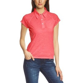 Lafuma Ld Sweat Polo Respirant Femme Absolut Rose Fr : S (Taille Fabricant : S)