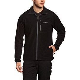 Columbia Fast Trek Ii Polaire Homme Noir Fr : M (Taille Fabricant : M)