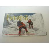 Carte La G�ode - Cit� Des Sciences Et Industrie - Everest -1998