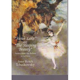 Swan Lake In Full Score - partition orchestre