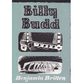 Billy Budd Op. 50 Partition - Chant piano