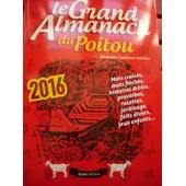 Le Grand Almanach Du Poitou 2016 de b�rang�re Guilbaud-Rabiller