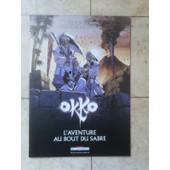 Hub - Dossier De Presse Okko - Delcourt