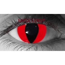 Lentilles Fantaisie Yeux De Chat/ Crazy Lens Cat Eyes /Lentilles Oeil De Chat /Lentilles Oeil De Serpent