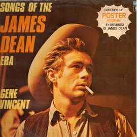 Songs Of The James Dean Era (WITH POSTER)[WITH POSTER]