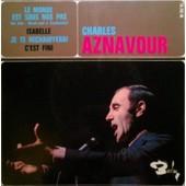 Le Monde Est Sous Nos Pas (Du Film : Week-End A Zuydcoote) - Charles Aznavour