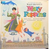 The Story And Songs From Walt Disney's Mary Poppins - The Sherman Brothers
