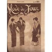 La Mode Du Jour 1928 / Interpretes Madame Recamier / N� 391