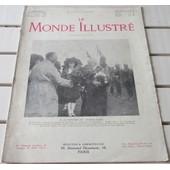 Le Monde Illustr� N�3641 Du 1/10/1927 - Manifeste De Tannenberg - Monument Des Chasseurs � Pied - Apr�s Le Tremblement De Terre De Crim�e - L�gionnaires Am�ricains En France - Etc...