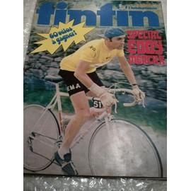 L'hebdotimiste Tintin N� 77 : Sp�cial Eddy Merckx