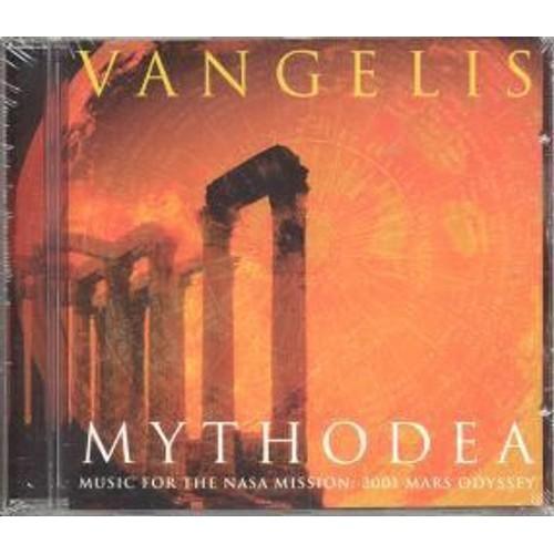 MYTHODEA - MUSIC FOR THE NASA