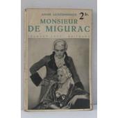 Monsieur De Migurac de Lichtenberger Andr�