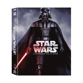 Star Wars - La saga - Blu-ray