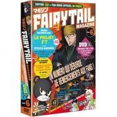 Fairy Tail Magazine - Vol. 6 - �dition Limit�e de Shinji Ishihira