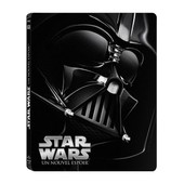Star Wars - Episode Iv : Un Nouvel Espoir - �dition Limit�e Bo�tier Steelbook - Blu-Ray de Georges Lucas