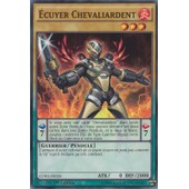 Yu Gi Oh! - Core-Fr026 �cuyer Chevaliardent