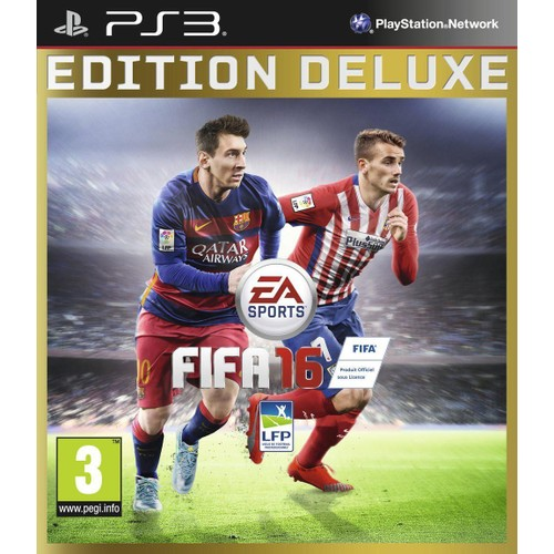 FIFA 16 Deluxe PS3