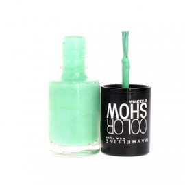Gemey Maybelline Vernis � Ongles Color Show - 266 Faux Green