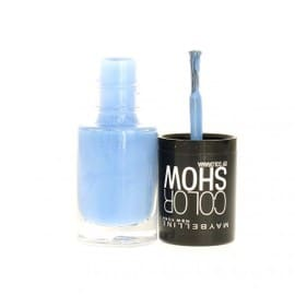 Gemey Maybelline Vernis � Ongles Color Show - 286 Maybe Blue