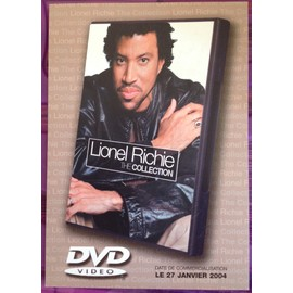 Lionel Richie The collection (Plaquette promotionnelle)
