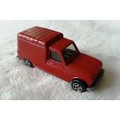 Norev Jet Car - Renault R4 Fourgonnette Rouge 1:43