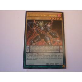 Carte Yu Gi Oh Francaise Templier Chevaliardent Core Fr028 Ultra Rare