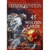 Confrontation - Wolfen Cards Accesory Set