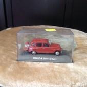 Renault 4 Super 1963 Hayon Open Universal Hobbies 1/43-Universal Hobbies
