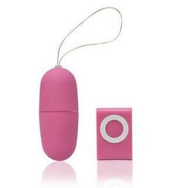 Rose Durable Sans Fil Vibreur T�l�commande Egg Personal Massager Sex Toy