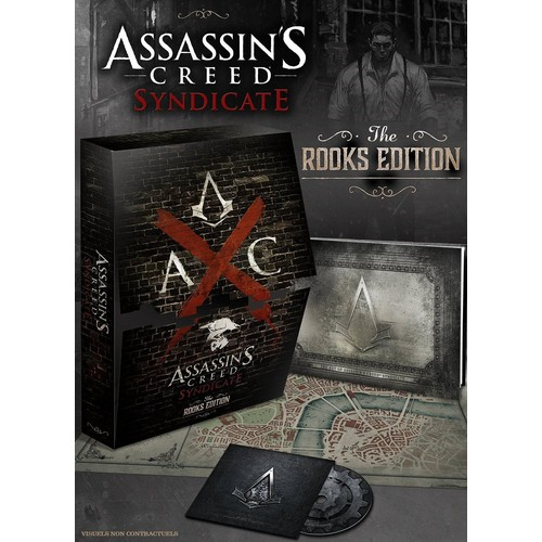 Assassin's Creed Syndicate Edition Collector The Rooks Xbox One