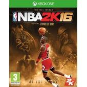 Nba 2k16 - Edition Michael Jordan