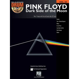 Drum Play-Along Vol. 24 Pink Floyd + CD Dark Side of the Moon
