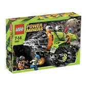 Lego Power Miners 8960 - La Foreuse-�clair