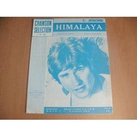C. JEROME - HIMALAYA . PARTITION DE 1972 .