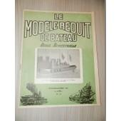 Le Mod�le R�duit De Bateau N� 66 - 09/10/1955 de collectif